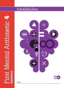 First Mental Arithmetic Answer Book 4, Paperback / softback Book