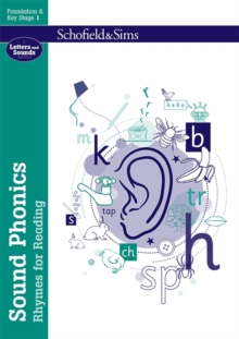 Sound Phonics Rhymes for Reading: EYFS/KS1, Ages 4-7, Paperback Book
