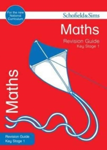 Key Stage 1 Maths Revision Guide, Paperback Book