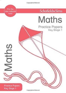 Key Stage 1 Maths Practice Papers, Paperback Book
