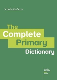 The Complete Primary Dictionary, Paperback Book