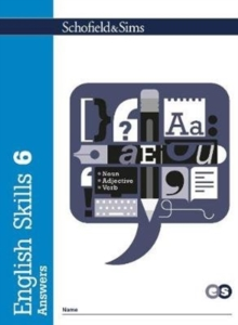 English Skills 6 Answers, Paperback Book
