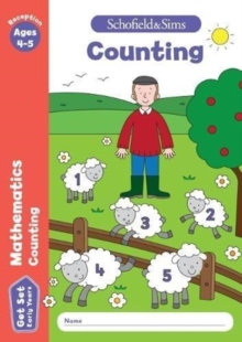 Get Set Mathematics: Counting, Early Years Foundation Stage, Ages 4-5, Paperback / softback Book