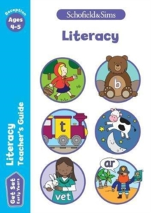 Get Set Literacy Teacher's Guide: Early Years Foundation Stage, Ages 4-5, Paperback / softback Book