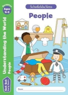 Get Set Understanding the World: People, Early Years Foundation Stage, Ages 4-5, Paperback Book