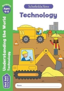 Get Set Understanding the World: Technology, Early Years Foundation Stage, Ages 4-5, Paperback Book