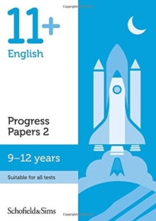 11+ English Progress Papers Book 2: KS2, Ages 9-12, Paperback / softback Book