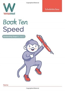 WriteWell 10: Speed, Year 5, Ages 9-10, Paperback / softback Book