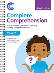 Complete Comprehension Book 2, Spiral bound Book