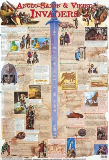 Anglo-Saxon and Viking Invaders, Poster Book