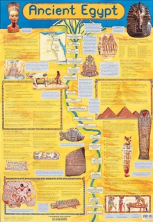 Ancient Egypt, Poster Book