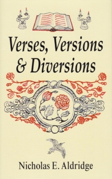 Verses, Versions and Diversions, Hardback Book