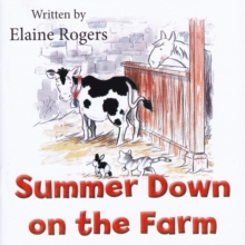 Summer Down on the Farm, Paperback Book
