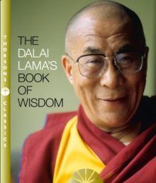The Dalai Lama's Book of Wisdom, Paperback Book