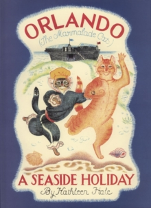 Orlando the Marmalade Cat: A Seaside Holiday, Hardback Book