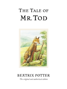 The Tale of Mr. Tod, Hardback Book