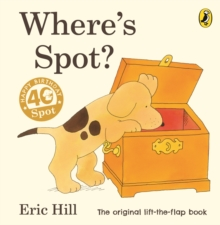Where's Spot?, Board book Book