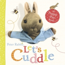 Peter Rabbit Let's Cuddle, Board book Book