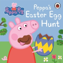 Peppa Pig: Peppa's Easter Egg Hunt, Board book Book