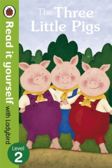 The Three Little Pigs -Read it yourself with Ladybird : Level 2, Paperback Book