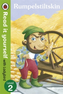 Rumpelstiltskin - Read it Yourself with Ladybird : Level 2, Paperback Book