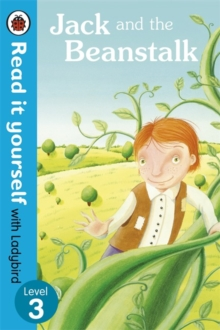 Jack and the Beanstalk - Read it yourself with Ladybird : Level 3, Paperback / softback Book