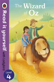The Wizard of Oz - Read it yourself with Ladybird : Level 4, Paperback / softback Book
