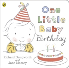 One Little Baby Birthday, Board book Book