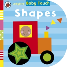Baby Touch: Shapes, Board book Book
