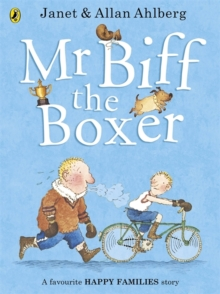Mr Biff the Boxer, Paperback Book