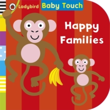 Baby Touch: Happy Families, Board book Book