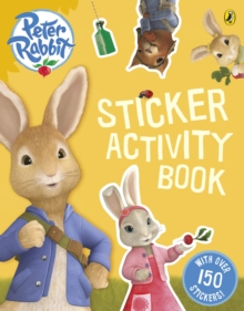 Peter Rabbit Animation: Sticker Activity Book, Paperback / softback Book