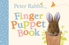 Peter Rabbit Finger Puppet Book, Board book Book