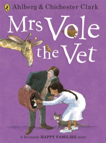 Mrs Vole the Vet, Paperback / softback Book