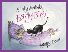 Slinky Malinki Early Bird, Board book Book