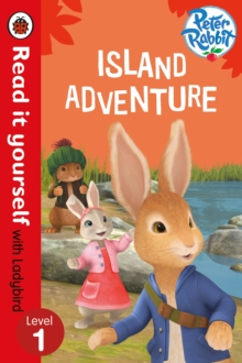 Peter Rabbit: Island Adventure - Read it yourself with Ladybird : Level 1, Paperback Book