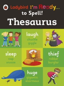 Thesaurus: Ladybird I'm Ready to Spell, Paperback Book