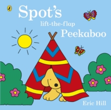 Spot's Lift-the-Flap Peekaboo, Board book Book