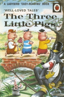 Well-Loved Tales: The Three Little Pigs, Hardback Book