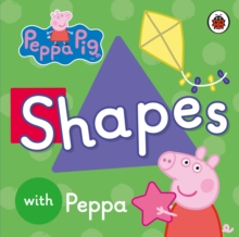 Peppa Pig: Shapes, Board book Book