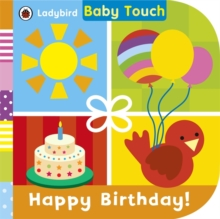 Baby Touch: Happy Birthday!, Board book Book