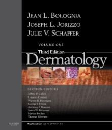 Dermatology: 2-Volume Set : Expert Consult Premium Edition - Enhanced Online Features and Print, Hardback Book