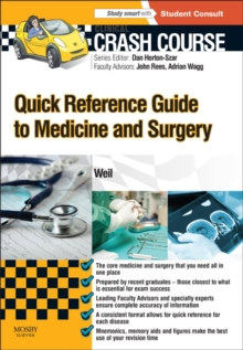 Crash Course: Quick Reference Guide to Medicine and Surgery - E-Book, EPUB eBook