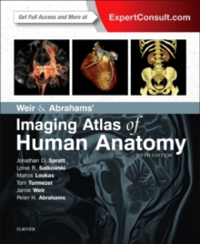 Weir & Abrahams' Imaging Atlas of Human Anatomy, Paperback / softback Book