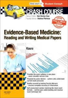 Crash Course Evidence-Based Medicine: Reading and Writing Medical Papers Updated Print + eBook edition, Paperback Book