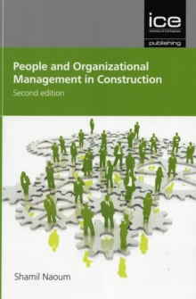 People and Organizational Management in Construction, Paperback Book