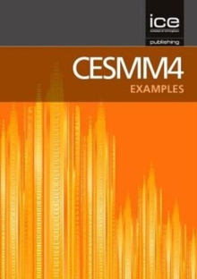 CESMM4: Examples, Paperback / softback Book