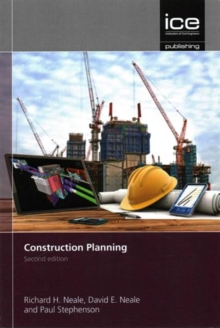 Construction Planning, Paperback Book