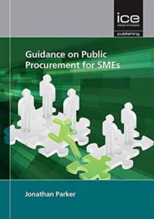 GUIDANCE ON PUBLIC PROCUREMENT FOR SMES, Paperback Book