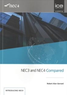 NEC3 and NEC4 Compared, Paperback / softback Book
